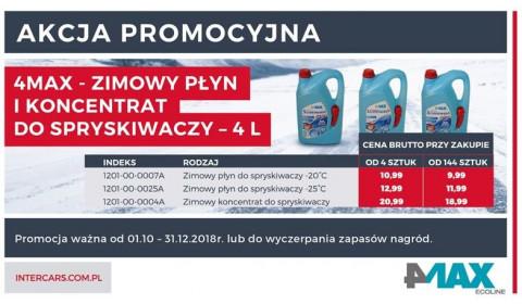 Zimowa promocja Inter Cars
