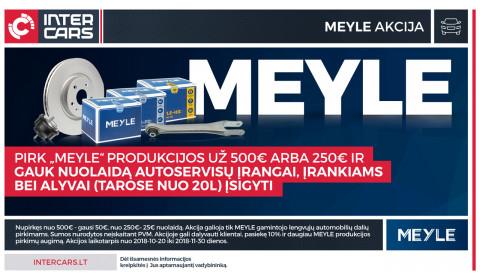 MEYLE akcija