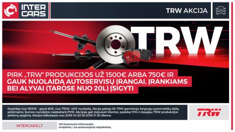 TRW akcija