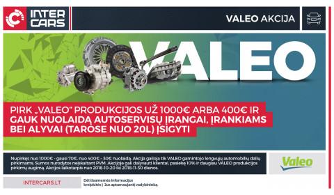 VALEO akcija