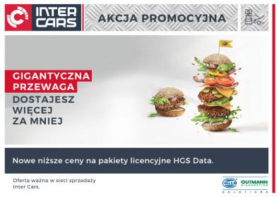 Gigantyczna przewaga - Licencja HGS Data