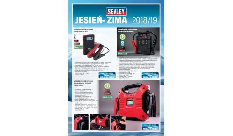 Saley Jesień-Zima 2018