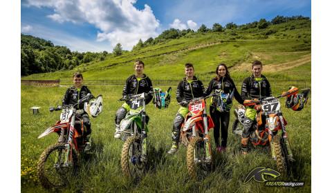 Kreator Racing MX Team dvostruki je prvak Hrvatske 2018.