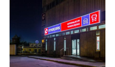 Jaunā Inter Cars filiāle Rīgā, Bukultu ielā!