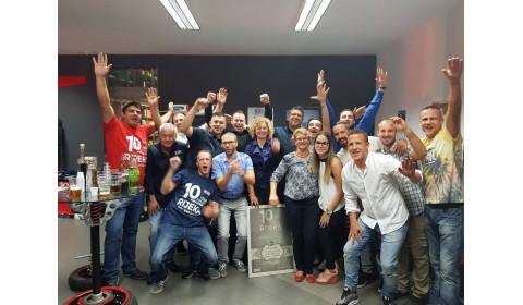 Inter Cars Rijeka - 10 godina kasnije