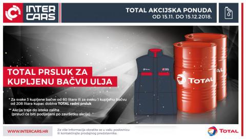 Total akcijska ponuda ulja