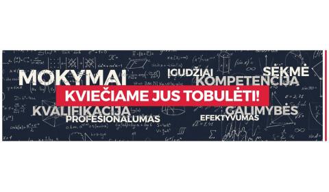 MOKYMAI