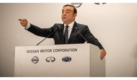 Uhićen Carlos Ghosn, šef alijanse Renault-Nissan