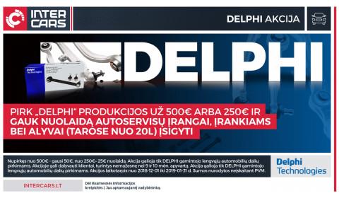 DELPHI akcija