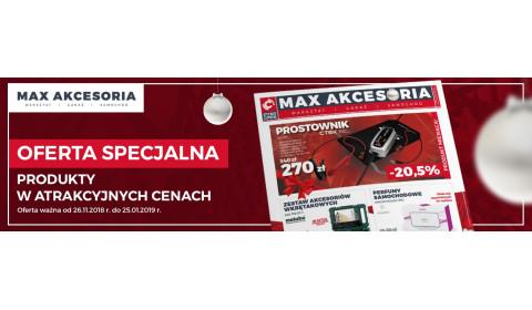 Max Akcesoria