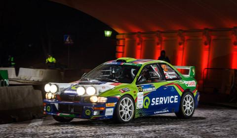 Rajd Barbórka 2018 – znakomity wynik załogi Inter Cars