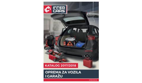 Katalog opreme za vozila i garažu