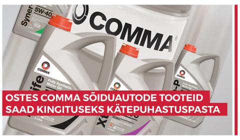 COMMA kampaania