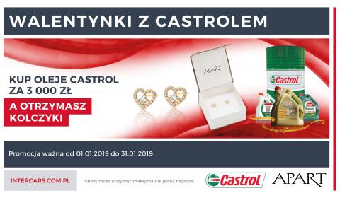 Promocja walentynkowa Castrol i Inter Cars