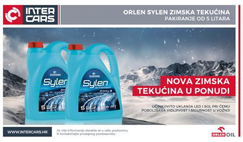 Orlen Sylen tekućina za pranje stakla - novo u ponudi