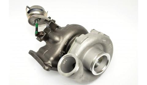 Nowy system turbodoładowania Garrett w silniku MAN D3876 LF
