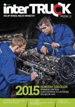 Inter Truck Kwiecień/maj 2015, nr 1