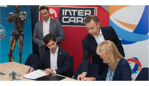 """""""INTER CARS"""" ir """"TOTAL"""" – kartu Europoje"""