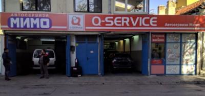 Q-SERVICE МИМО 96