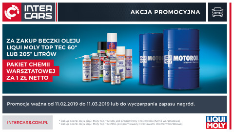Promocja Liqui Moly