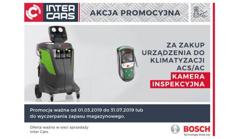 Kamera inspekcyjna za zakup stacji klimatyzacji