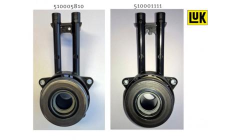 Garažni naputak za Ford koncentrični pomoćni cilindar