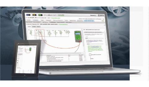 """""""HaynesPro WorkshopData Ultimate"""" – techninių-diagnostinių duomenų bazė"""
