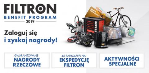 Filtron Benefit Program