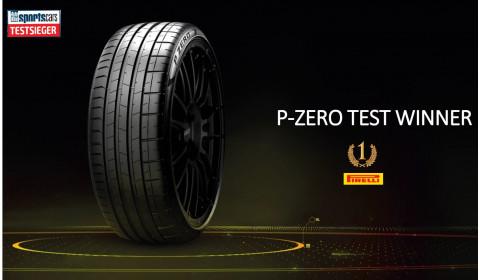 P-ZERO je pobjednik testa AutoBild Sportscar