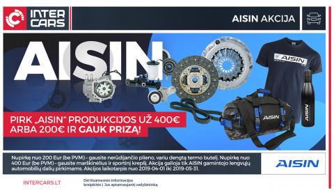 AISIN akcija