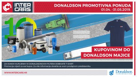 Donaldson promotivna ponuda