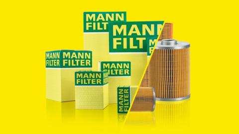 Važna obavijest za MANN FILTER kupce