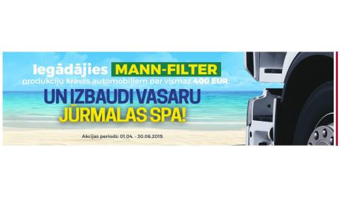 MANN-FILTER SPA AKCIJA