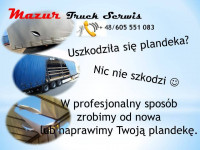 """""""MAZUR TRUCK-SERWIS"""" S.C. Paweł Mazur, Karol Mazur"""