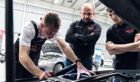 Krajowy finał Young Car Mechanic 2019