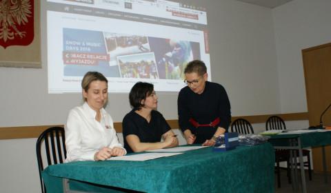 """Kolejna szkoła dołącza do programu """"Młode Kadry"""""""