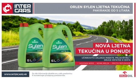 Orlen Sylen ljetna tekućina za pranje stakla - novo u ponudi
