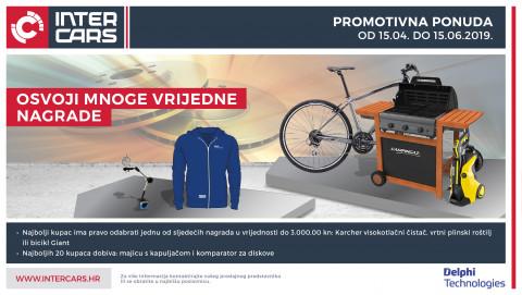 Promotivna ponuda - Delphi - osvajanje nagrada