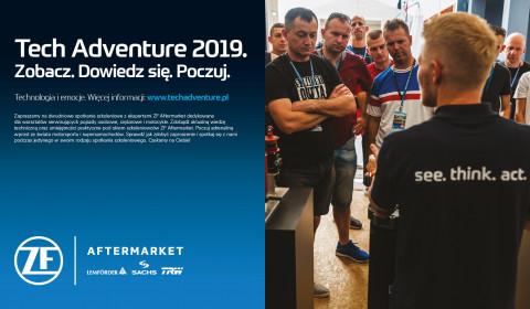 Klienci rynku ciężarowego Inter Cars na ZF Aftermarket Tech Adventure 2019