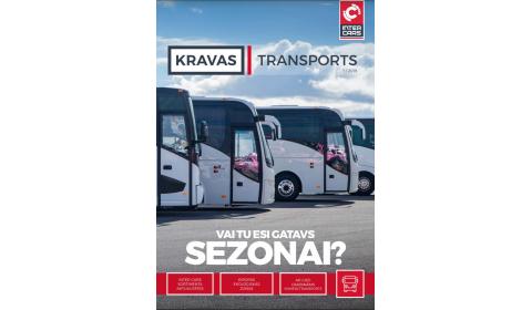 KRAVAS TRANSPORTS NR. 1 / 2019