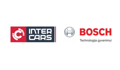 """""""Inter Cars Lietuva"""" tapo """"Bosch"""" autoservisų įrangos garantinės priežiūros partneriu"""