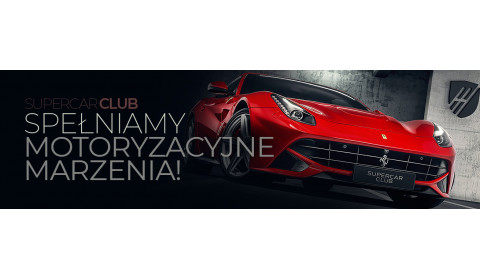 Wystartował Supercar Club z Inter Cars