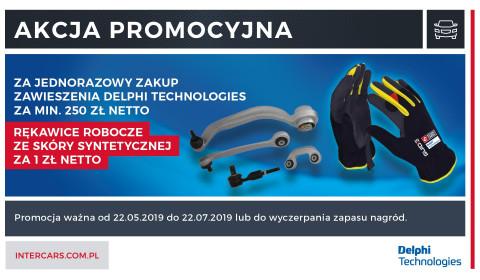 Promocja zawieszenia Delphi Technologies