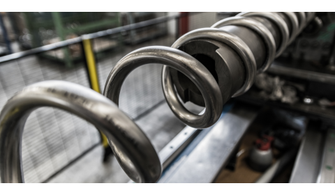 Spyruoklė – vienas pagrindinių pakabos sistemos elementų