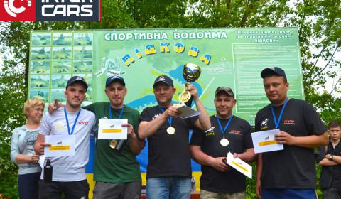 РИБОЛОВНИЙ ТУРНІР INTER CARS UKRAINE 2019
