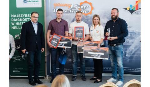Young Car Mechanic 2019 – najlepsi z najlepszych!