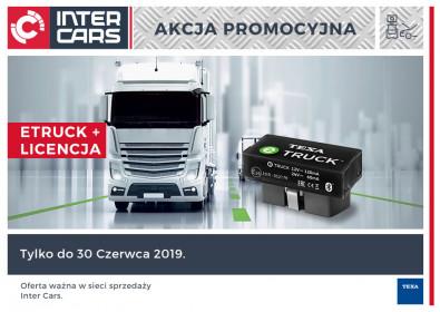 eTRUCK + Licencja. Zdalna diagnostyka dla pojazdów ciężarowych