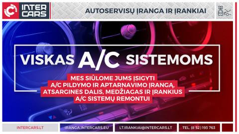 Viskas A/C sistemoms