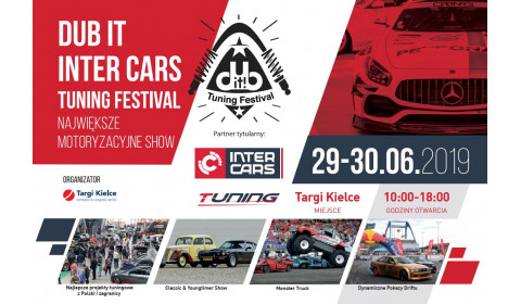 DUBIT INTER CARS TUNING FESTIVAL 2019