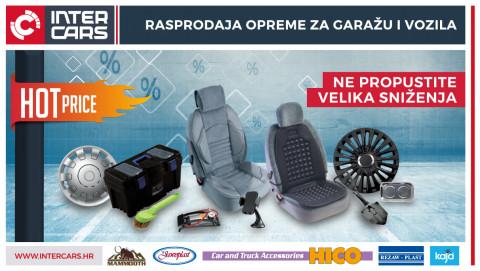 Akcijska ponuda opreme za garažu i vozila